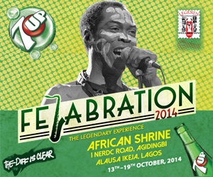Check out the 7UP  Felebration concert!