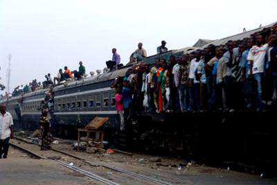 [TRAGEDY] Train Crushes Man To Death Few days To His Daughter's Wedding
