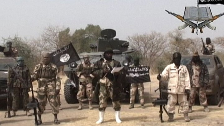 Shocking Photos: Boko Haram trains underaged Nigerian children with AK47s