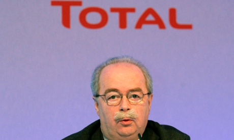 [TRAGIC] CEO of French oil company,TOTAL dies in Moscow plane crash