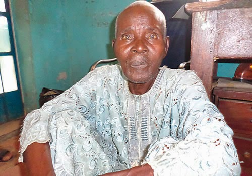 [SHOCKING] 75-year-old arrested  for impregnating 13yr old girl in Oyo state