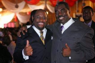 Read Late Chaz B's Emotional Tribute To Myles Munroe +See Photos Of Them Together