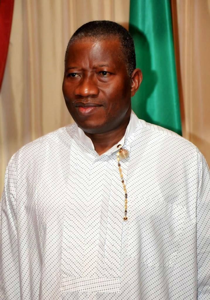 People Have Deserted Presidential Villa Because I'm Leaving – Jonathan
