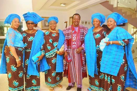 king sunny ade and wives