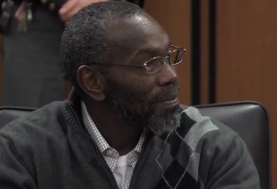 """Man """"wrongly convicted for murder"""" released after 39 years in prison"""
