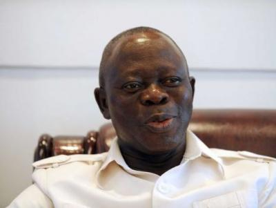 Edo State Governor, Adams Oshiomole Says Edo People Will Not Vote For Jonathan. Read Why