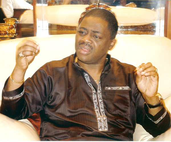 "femi Fani Kayode - ""Nigeria Needs Deliverance From Demons of Hell"" – Fani-Kayode"
