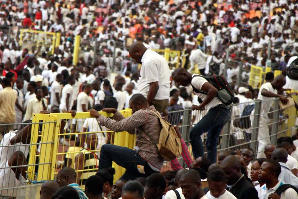 Nigerian Youths Cry Out For Refund For Ill Fated Immigrations Recruitment Exercise
