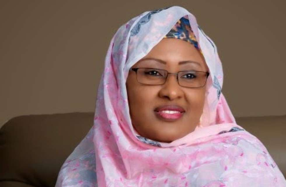 Buhari's Wife, Aisha Reacts To Nigeria's Presidential Election Results