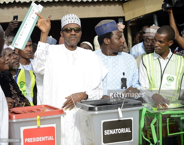 It Will Be Unfair To Cancel This Election Result – Buhari