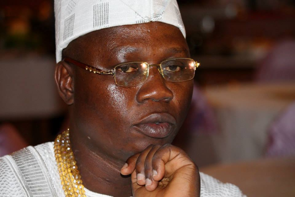 Presidential Election: You Wouldn't Believe What Gani Adams Said About Buhari