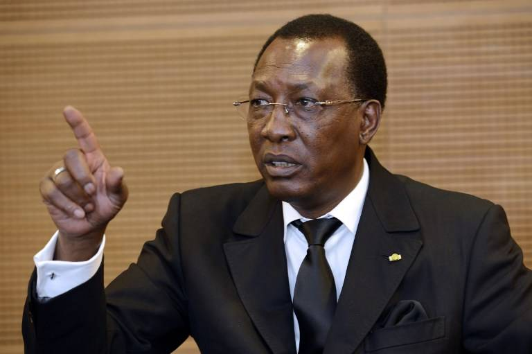 """Chadian President Warns Shekau. """"We Know Where You Are. Surrender Or Be Killed"""""""