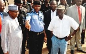 Katsina Police Commissioner Is Dead