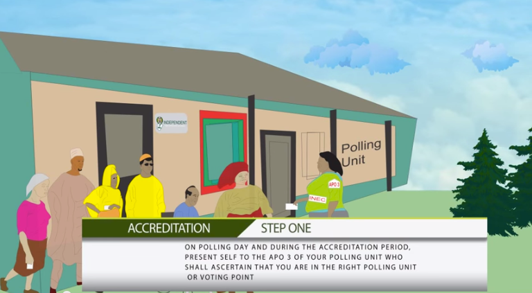 How To Vote According to INEC In 10 Easy Steps