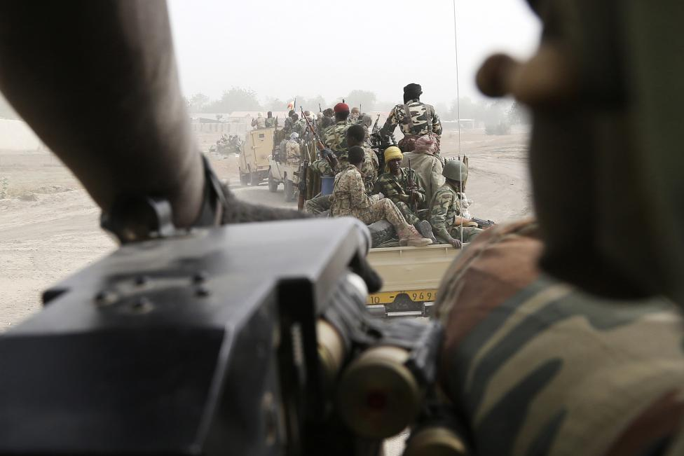 VIDEO: Nigeria's Military Operation In Sambisa Forest Against Boko Haram