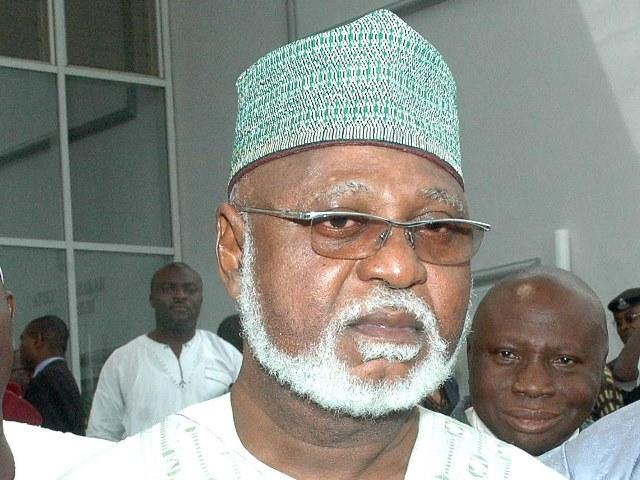 My Meeting With Alison-Madueke Was No Big Deal – Abdulsalami Abubakar