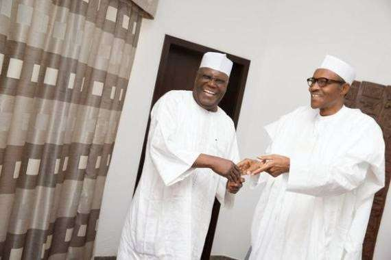 Buhari Appoints Atiku To Lobby African Leaders For Adesina