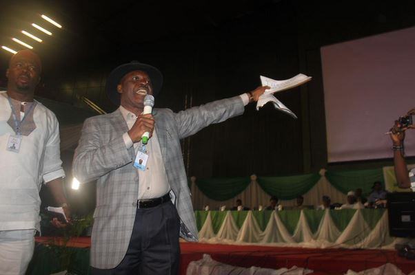 I Apologise For My Actions -Orubebe
