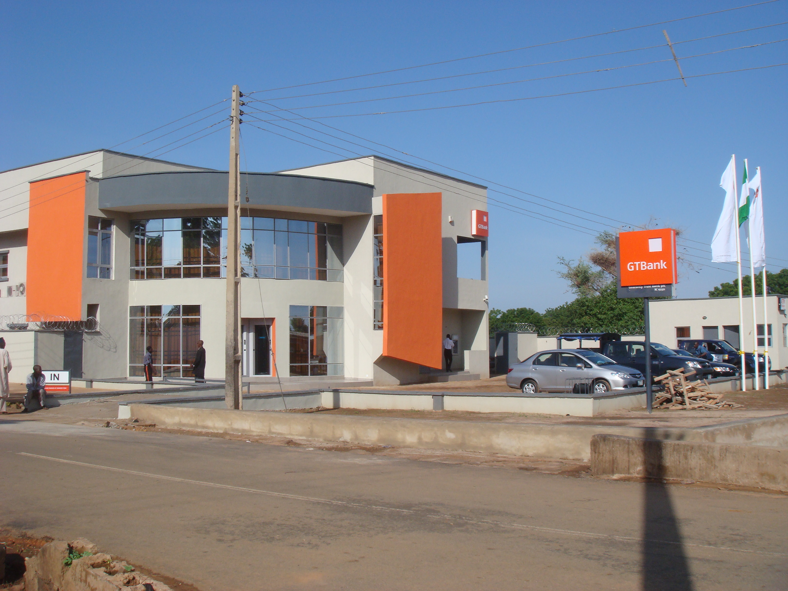 """GTB - """"The Bank As A Law-abiding Corporate Citizen Is Taking All Necessary Legal Steps To Address This Situation"""" – GTBank Reacts To Innoson's Takeover Move"""