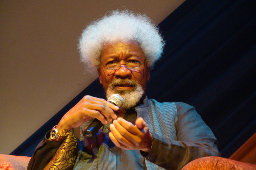 Wole Soyinka 1024x682 - DSS must stop the display of naked power, release Sowore now – Soyinka