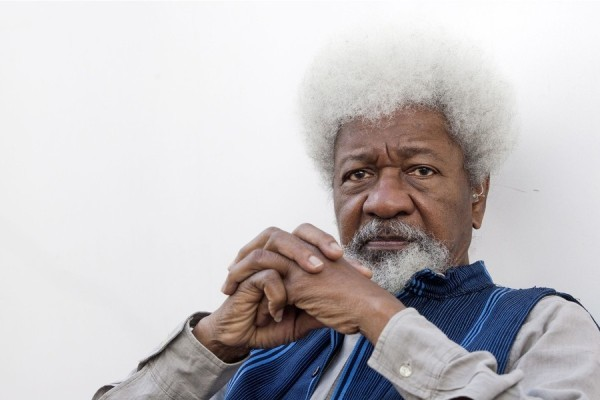 "Wole Soyinka600x400 - ""He Deserves His Peace, So Do I"" – Soyinka Fires Back At Omokri Over Comparison To Achebe"