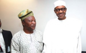 [PHOTO] Buhari Meets Journalist He Jailed Over 30 Years Ago + What He Had To Say