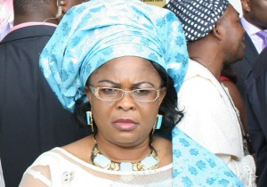 Why Patience Jonathan Didn't Attend Buhari's Inaguration Ceremony