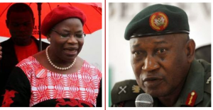 BRINGBACKOURGIRLS: Oby Ezekwesili Replies Gen. Olukolade