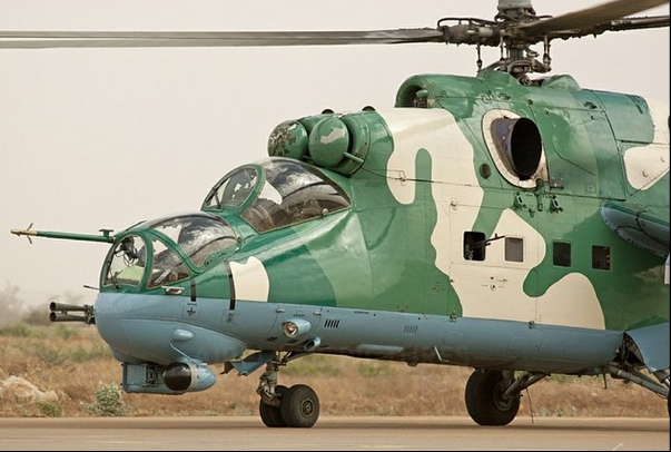 Nigerian Air Force (NAF) said its helicopter conveying personnel on medical outreach programme at Gwoza came under attack by Boko Haram insurgents.