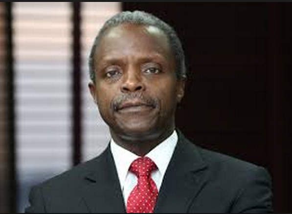 Buhari And I Will Not Rest Until You Feel Safe In Your Homes – Osinbajo