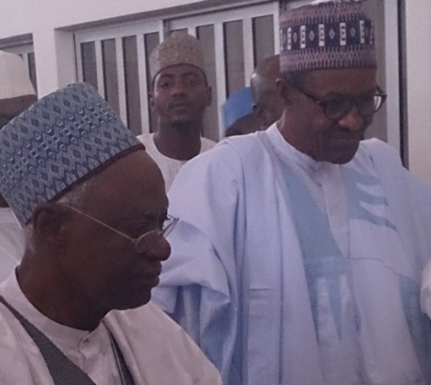 Buhari To Return From London With This Ex President On May 28