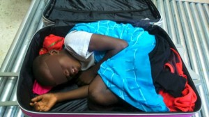 Find Out What Happened To The Boy Smuggled Into Spain In A Suitcase