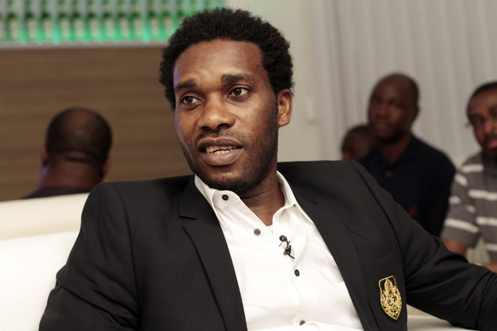 Austin Okocha6 - Court Orders Arrest Of Okocha For This Reason