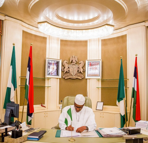Buhari To Split State Oil Company Into Two Entities – Presidency