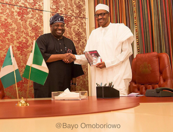 Dele Momodu Writes Open Letter To Buhari, Says Nigerians Are Lamenting