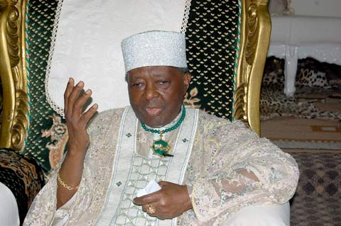 How Ooni Of Ife's Death Should Be Announced