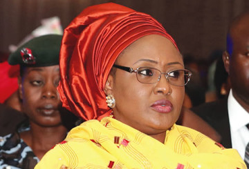 aisha buharii - Outrage as first lady, Aisha Buhari insists on social media regulation