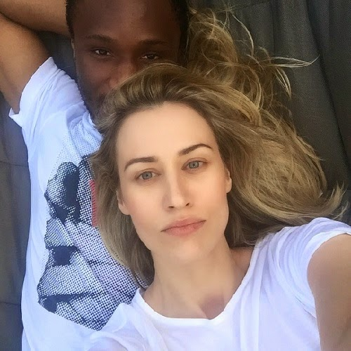 mikel obi and girlfriend in bed