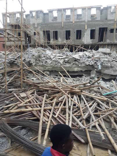 [REVEALED] Five Reasons Why Buildings Collapse In Africa