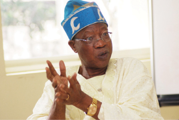 We Promised N5k To Vulnerable Nigerians Not Unemployed Graduates – Lai Mohmmed