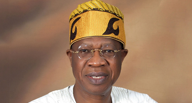 Nigerians Don't Understand Our Change Mantra – Lai Mohammed