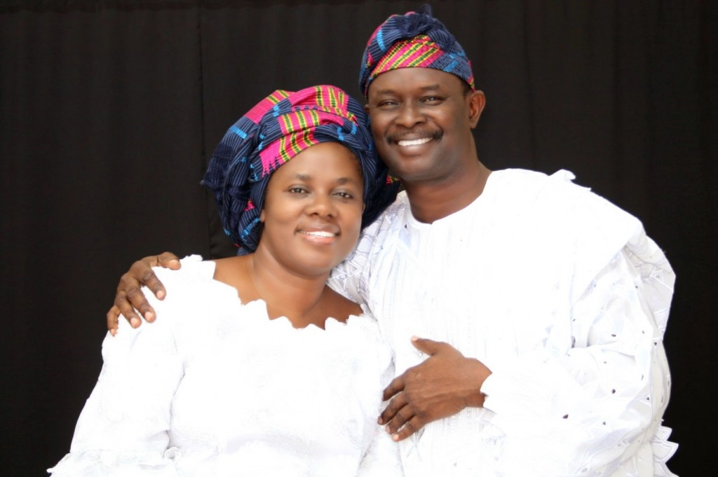 [PHOTOS] Evangelist Mike Bamiloye And Wife Mark 27th Wedding Anniversary