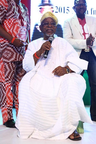 Veteran Comic Actor Baba Sala Inducted Into Hall Of Fame