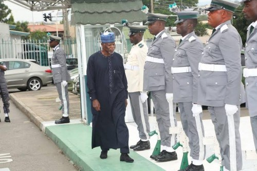 Image result for Nigeria Customs Sacks 48 Senior Officers