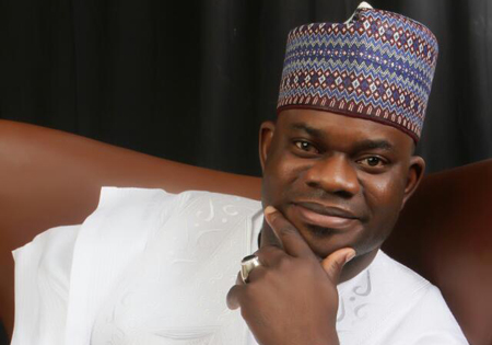 "Yahaya Bello - ""I Will Defeat Any Igala Candidate"" – Yahaya Bello"