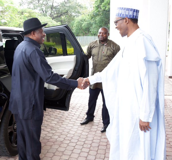 'I Handed Over A Better Nigeria To Buhari' – Jonathan