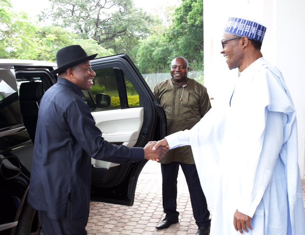 'You Have Nothing To Fear If You Have No Skeleton In Your Cupboard' – Buhari Replies Jonathan