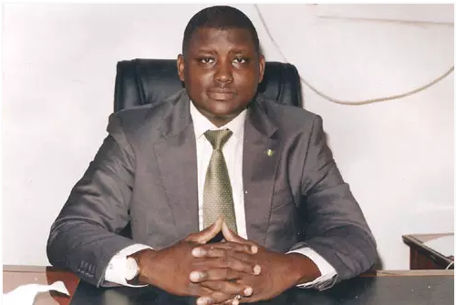 maina - How former Chairman of Pension Reforms, Maina was arrested by DSS operatives in Abuja