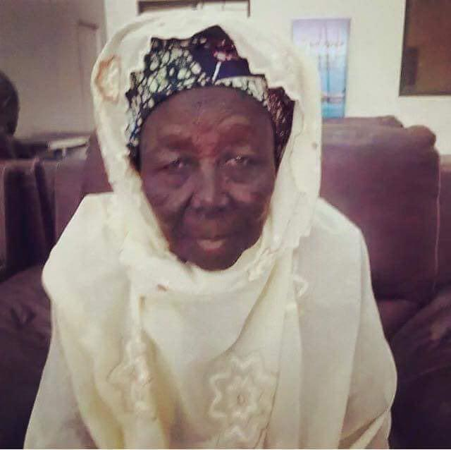 [PHOTO] 90-Year-Old Woman Who Donated Her Life Savings To Buhari's  Presidential Campaign Dies