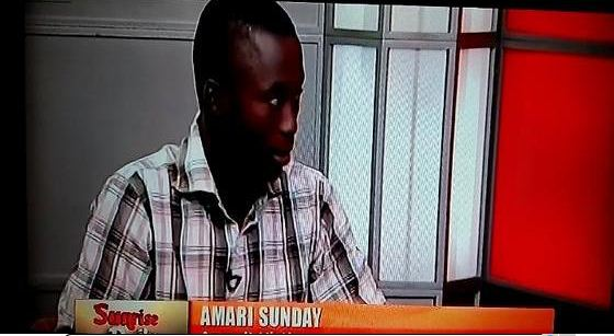 [VIDEO] Man Tortured By Army Cadets Shares Bitter Experience on Channels TV
